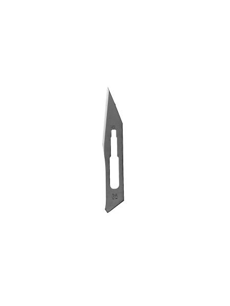 (100 шт.) Лезвия для скальпеля №25, лабораторные