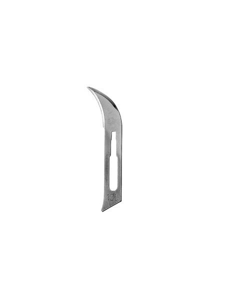 (100 шт.) Лезвия для скальпеля №12D, двухсторонние