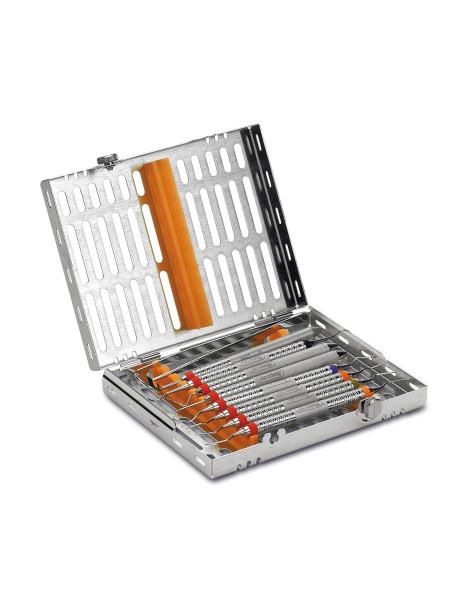Кассета IMS,10 инструментов (152х184х34) оранжевая