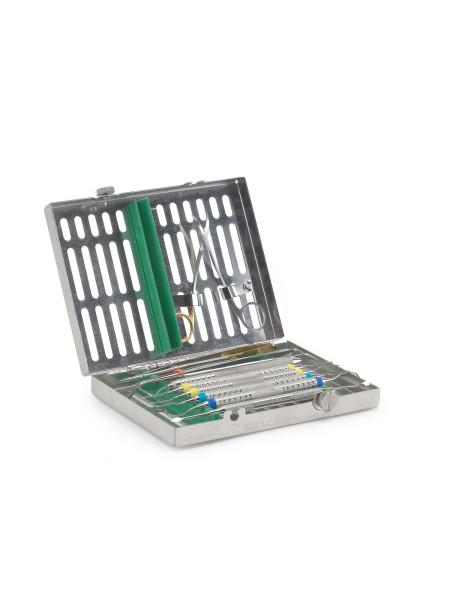 Кассета IMS,10 инструментов (152х184х34) зеленая