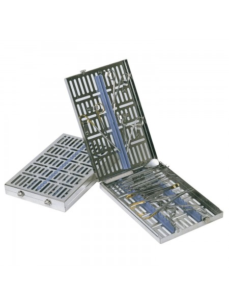 Кассета IMS, 20 инструментов(290х184х34) голубая
