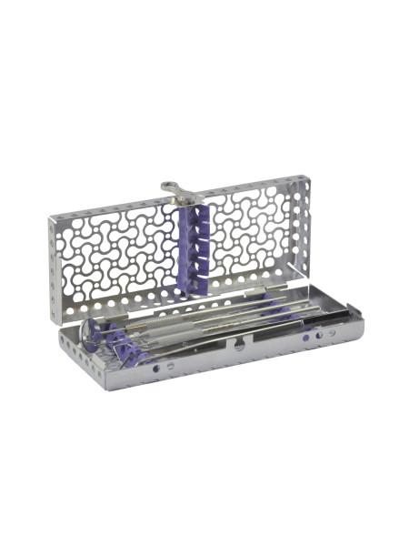 New GEN Кассета IMS на 5 инструментов, фиолетовый