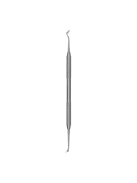 Гладилка/штопфер для ретроградного пломбирования (левый)