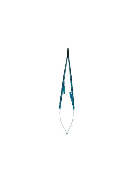 Иглодержатель микрохирургический  18 см