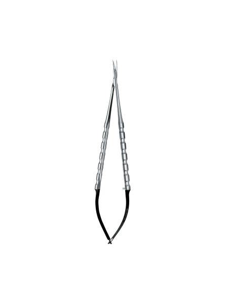 Ножницы микрохирургические анатомические Castroviejo 18 cm